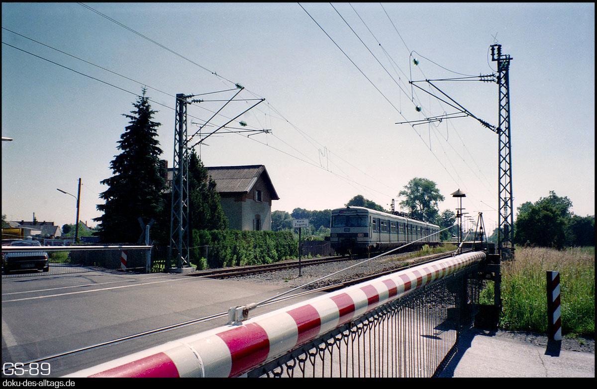 Strecken Und Bahnh Fe
