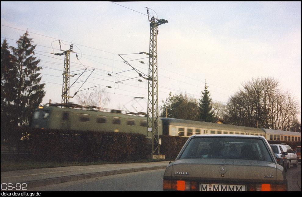 Eisenbahn In M Nchen Moosach Teil 2 29 B Sehr Et85
