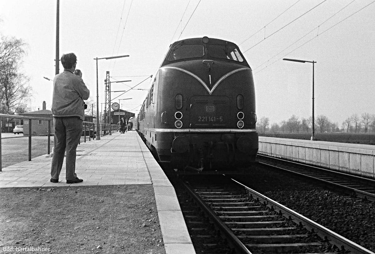 Vorortstrecke München Geltendorf Ab 1968 Teil 2 41 B